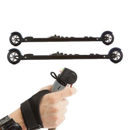 RollerSafe - Skate with brake trigger