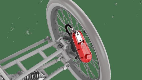 Wireless brake by RollerSafe