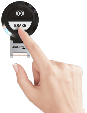 Wireless brake control