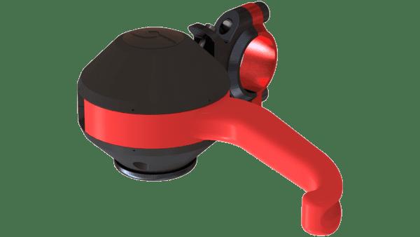 Wireless brake control for bike