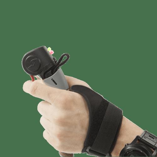 RollerSafe brake trigger finger
