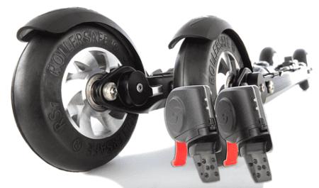 RollerSafe - Skate with brake triggers